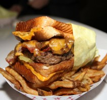 Behemoth Burger - Grill 'Em All Burger Truck