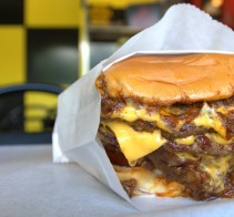 Slammer TCC - Willie's Burgers and Chiliburgers - Sacramento, CA