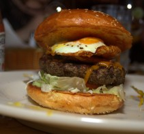 Farmhouse Cheeseburger – The Cheesecake Factory – Sacramento, CA