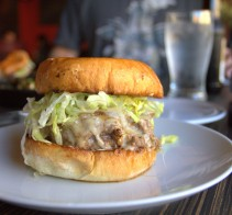 Burger highlights - The Playground - Santa Ana, CA