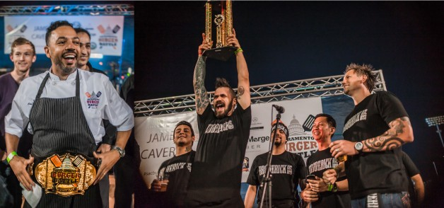 2013 Sacramento Burger Battle Winners