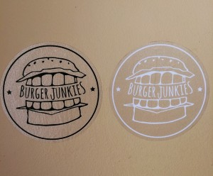 #burgerjunkies stickers